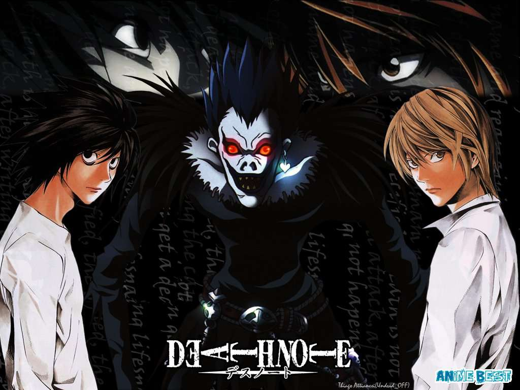 ������� ������ | Death Note (��������)