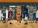 Наруто OVA-3 (2005) /  Naruto Special: Finally a Clash! Jounin vs Genin! Indiscriminate Grand Melee Tournament Meeting